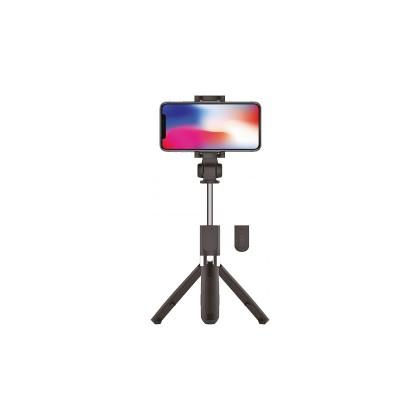 Stylusy a selfie držiaky Multifunkčná 2v1 selfie tyč a trojnožka WG TRIPOD sa spúšťa