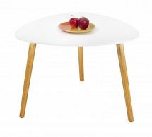 Summer - Konferenčný stolík menšie (biela)