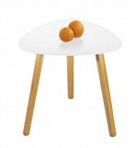 Summer - Konferenčný stolík väčšia (biela)