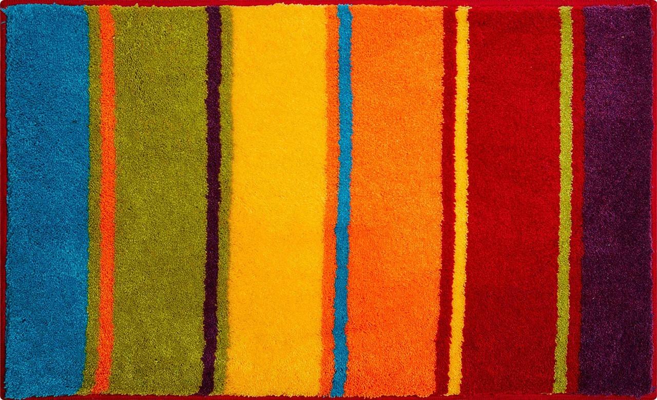 Summertime - Kúpeľňová predložka 65x115 cm (farebná)