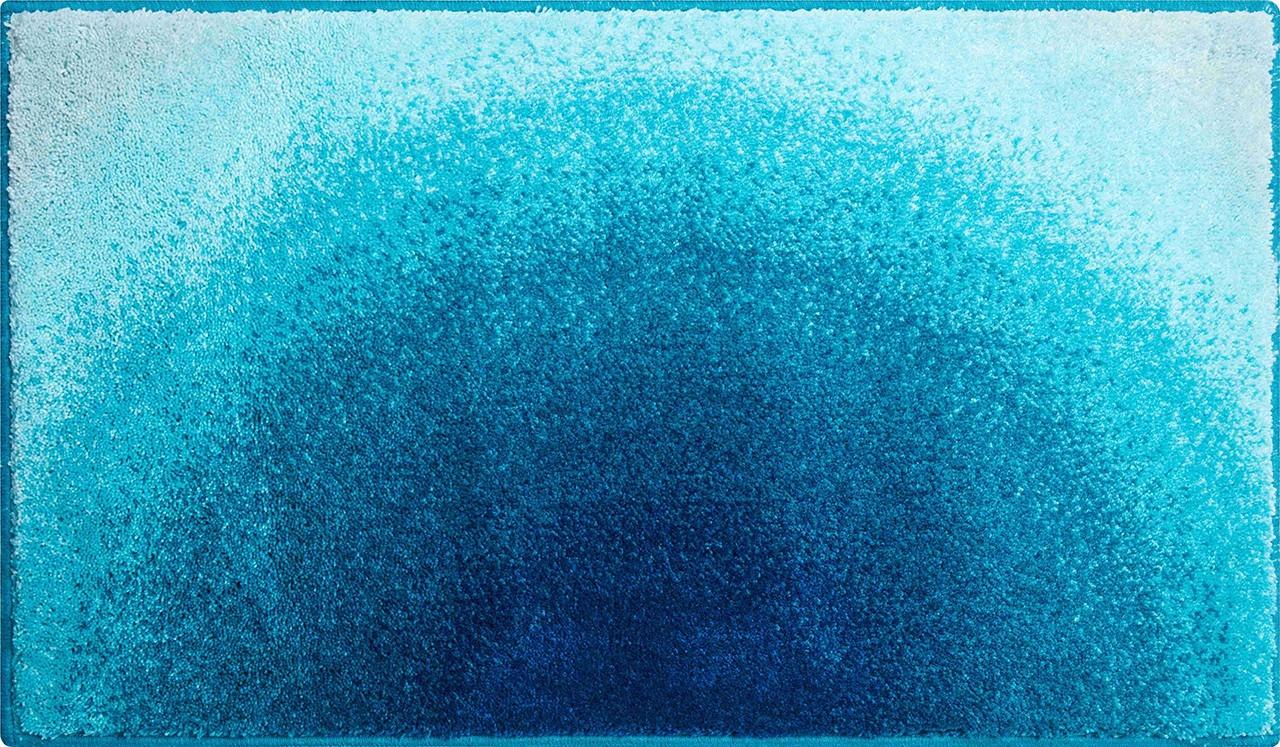 Sunshine - Kúpeľňová predložka 60x100 cm (tyrkysová)