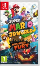 Super Mario 3D World + Bowsers Fury (NSS6711)