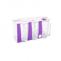Súprava pohárov Pasabahce 52893/6 Space, 6x265 ml