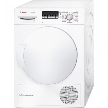 Sušička bielizne Bosch WTW 84260 BY