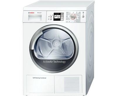 Sušička bielizne  Bosch WTW 86563BY