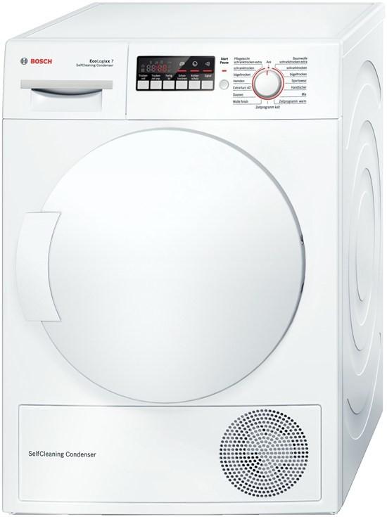 Sušička bielizne  Bosch WTW84270