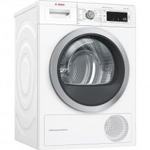 Sušička bielizne Bosch WTW85550BY, A++, 9 kg