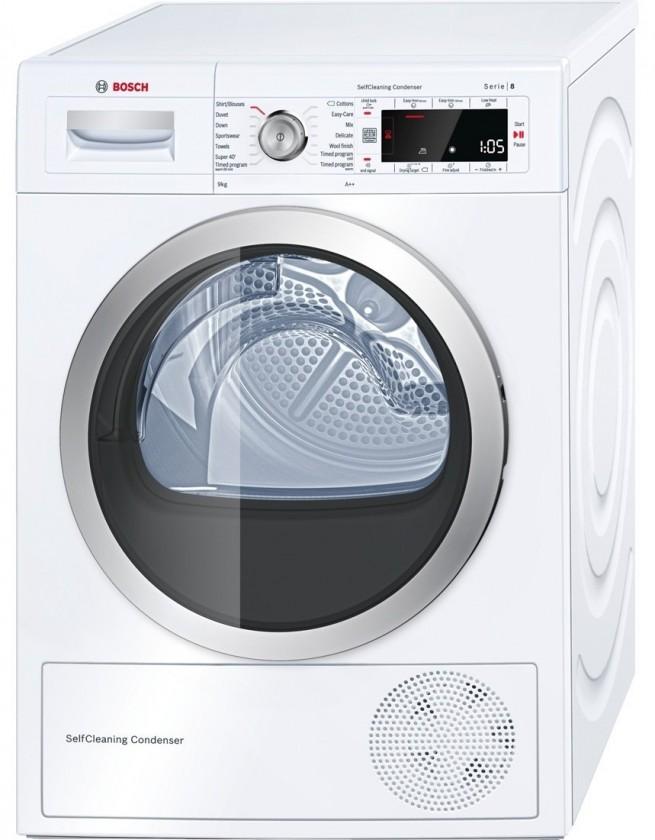 Sušička bielizne Bosch WTW85560BY