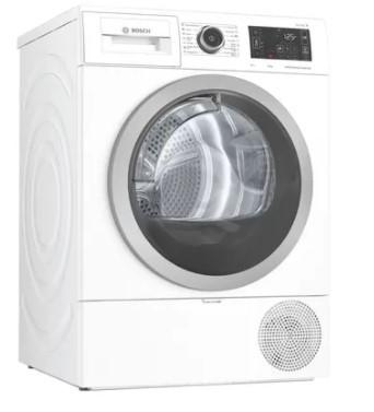 Sušička bielizne Bosch WTWH762BY, A++, 9 kg