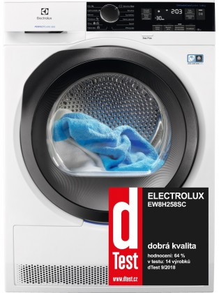 Sušička bielizne Sušička bielizne Electrolux PerfectCare 800 EW8H258SC, A++, 8 kg