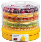 Sušička na ovocie SO1015, 6 plátov