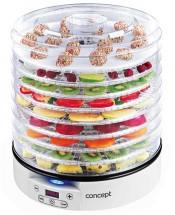 Sušička potravín Concept Raw food SO2020, 9 plátov