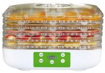 Sušička potravín Guzzanti GZ 505, 5 plátov