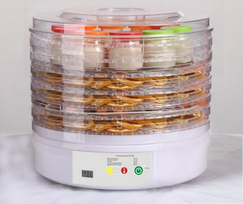 Sušička potravín Sušička potravín s Jogurtovače Guzzanti GZ 710, 5 plátov