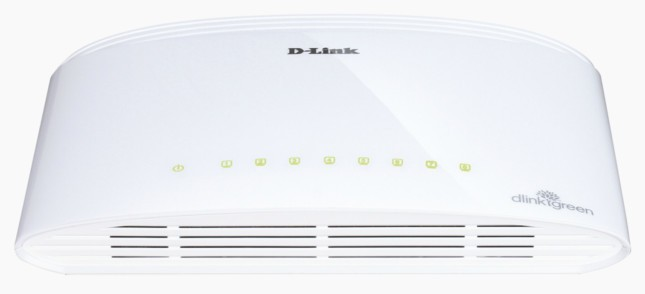Switch D-Link DGS-1008D-E