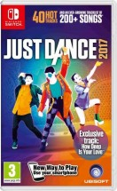SWITCH Just Dance 2017 (NSS353)
