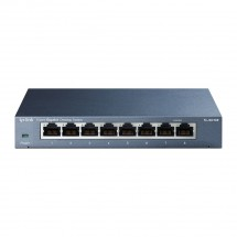 Switch TP-Link TL-SG108, 8-port