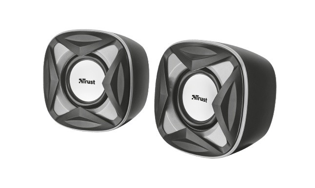 Systém 2.0 Trust Xilo Compact 2.0 Speaker Set, čierne 21180