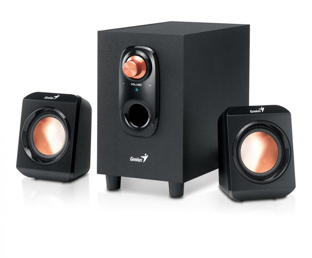 Systém 2.1 Speaker GENIUS SW U2.1 200