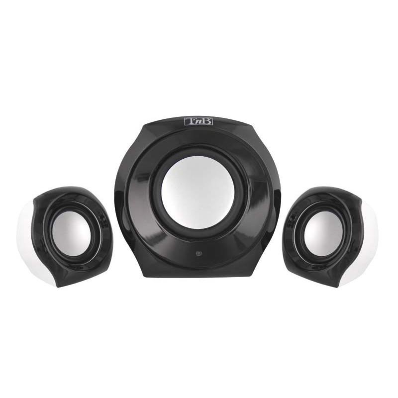 Systém 2.1 T'nB 2.1 Speaker Set JUKE, čierny