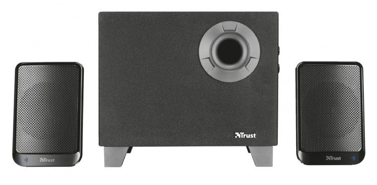 Systém 5.0 a viac Evon Wireless 2.1 Speaker Set with Bluetooth