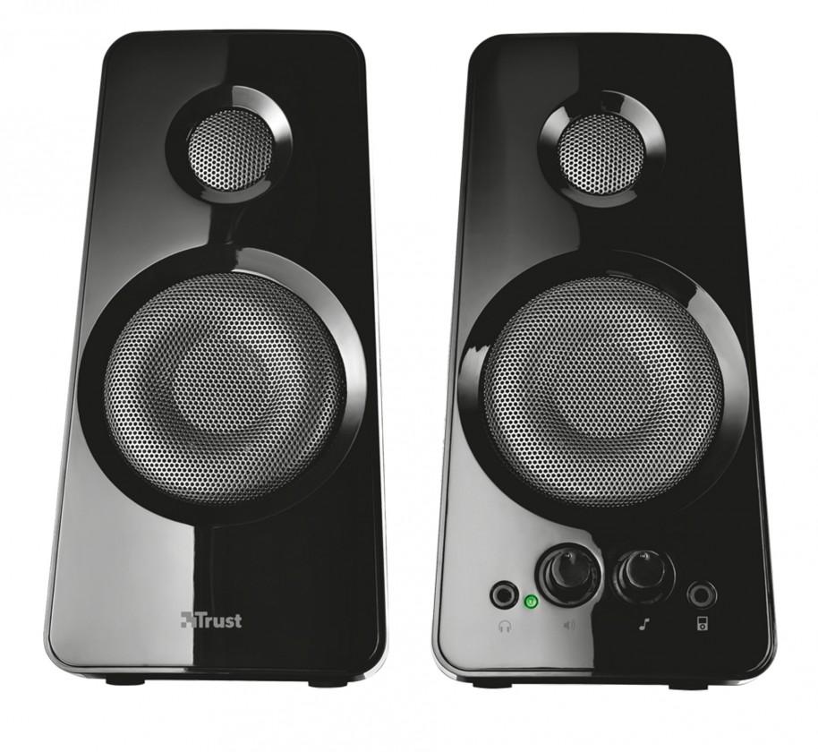 Systém 5.0 a viac Tytan 2.0 Speaker Set - black