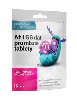 T-Mobile SIM Twist Online 1GB Okay