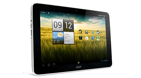 Tablet  Acer Iconia Tab A211 16GB 3G White (HT.HA8EE.002)