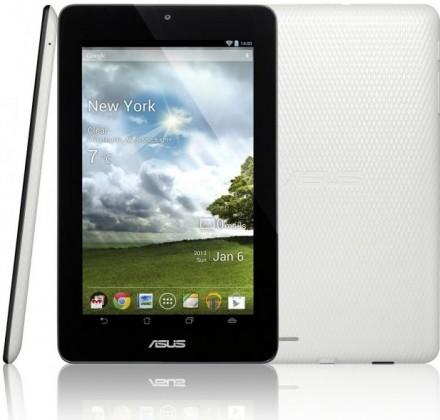 Tablet  Asus MeMO Pad ME172V 16GB bílá