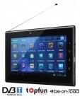 "Tablet  Eaget NAVI N1 7"", 4 GB, WF, GPS, Android 4.0 - černý BAZAR"
