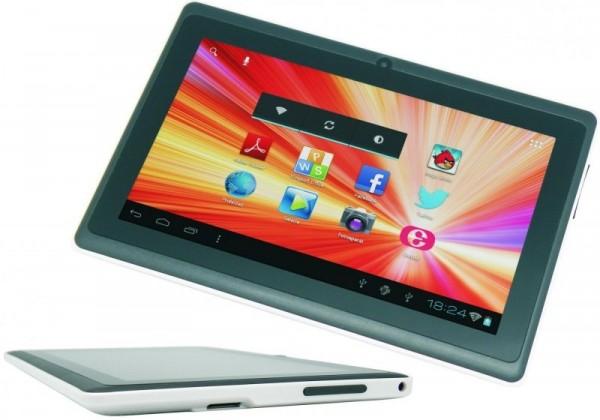 Tablet  Emgeton CONSUL8 16GB, bílý