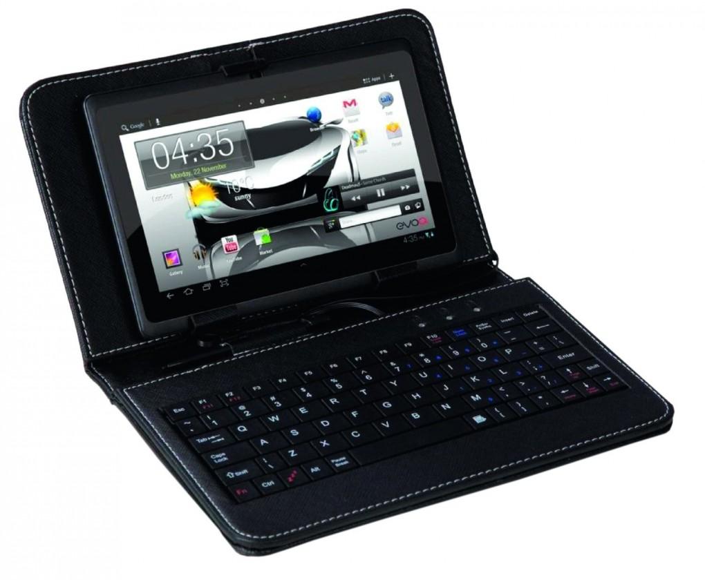 Tablet  EvoQ Q-Pad 710A