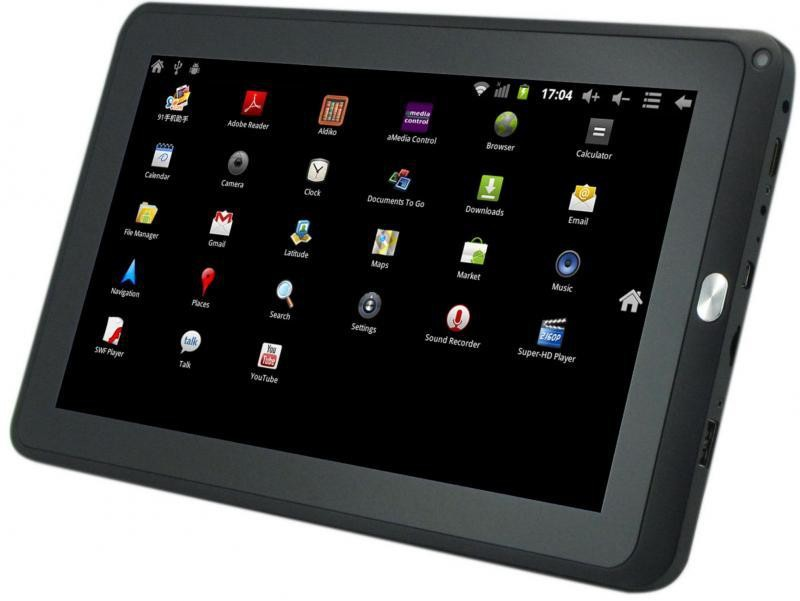 "Tablet  GoClever TAB A103, 10.1"",WiFi, Android 2.3"