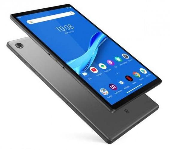 Tablet Lenovo TAB M10 Plus 4GB, 128GB, LTE, Iron Grey + Dock