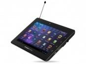 Tablet Media-Tech MT-7004, čierny BAZAR
