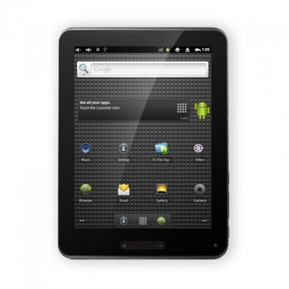 """Tablet  MPMAN MID 84C, 4GB, 8"""", Android 4.0"""