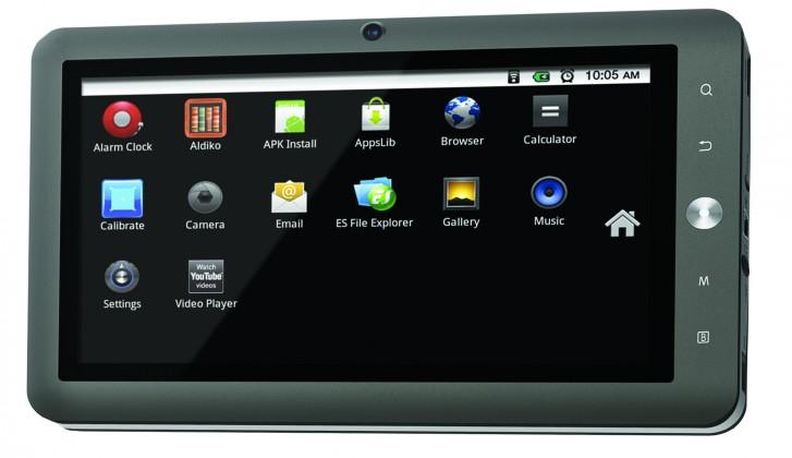 Tablet  MPMan MP 720 4GB