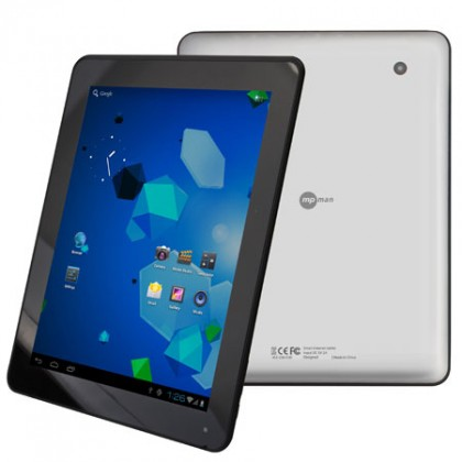 "Tablet  MPMAN MP959, 8GB, 9.7"", Android 4.0"