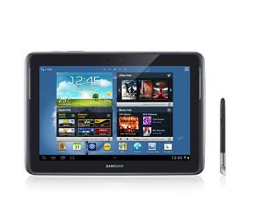 Tablet Samsung Galaxy Note 10.1 (N8010), šedý