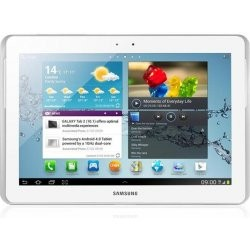 Tablet Samsung Galaxy Tab 2 10.1 (P5100), biely