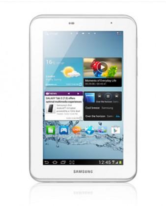 Tablet Samsung Galaxy Tab 2 7.0 (P3110), biely