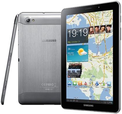 Tablet Samsung Galaxy Tab 7.7 (GT-P6800), čierny