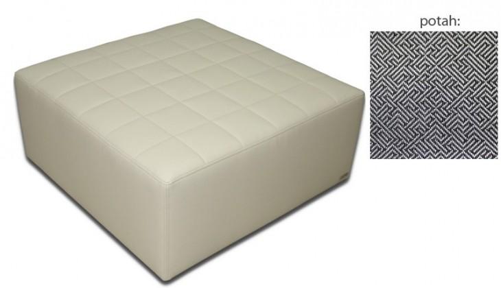 Taburet čtvercový(mosaic 03 sk. IV)