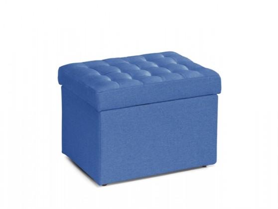 Taburet Taburetka Surprise obdĺžnik modrá ÚP