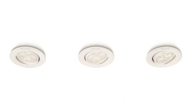 Tale - Stropné osvetlenie, 450913116 (biela)