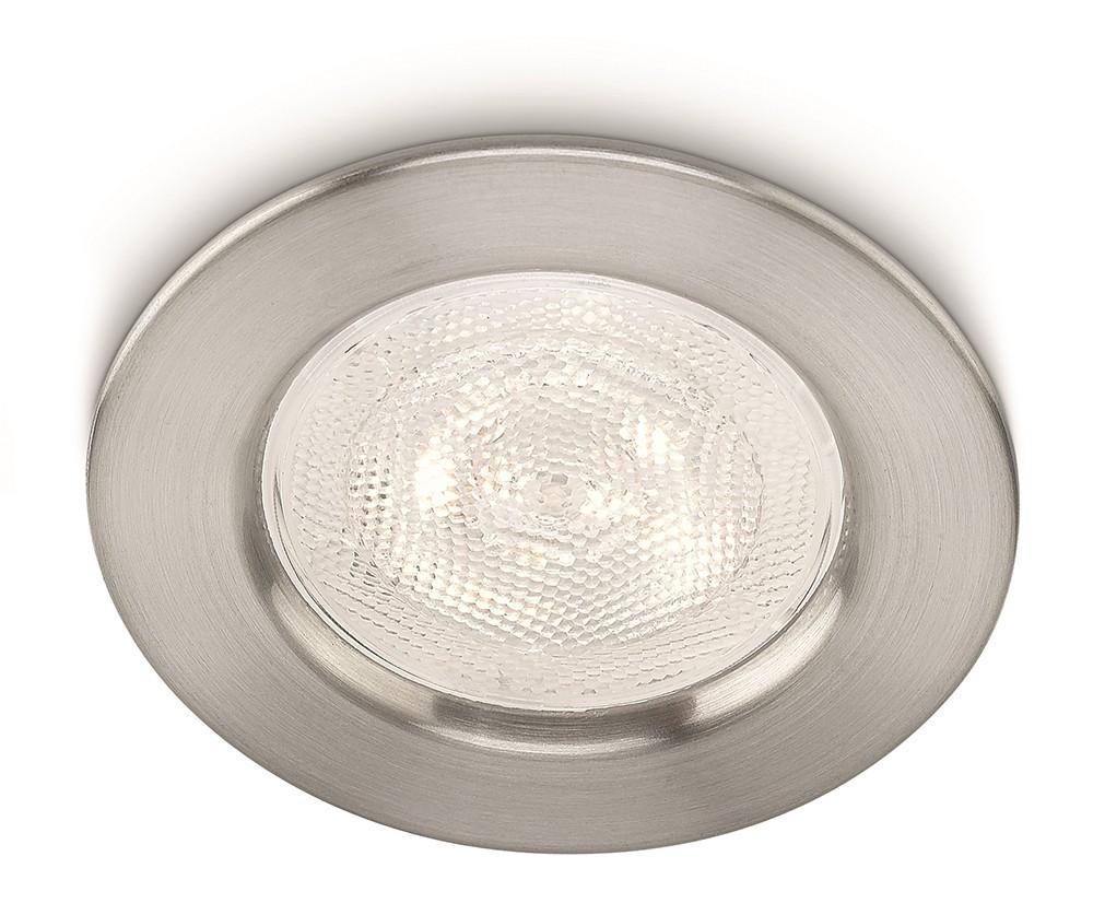 Tale - Stropné osvetlenie, 591011716 (matný chróm)