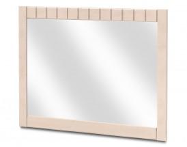 Tampere - Zrkadlo, závesné (vanillka patina)