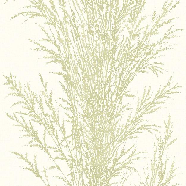 Tapeta LU-06-03-9 (biela/zelená)