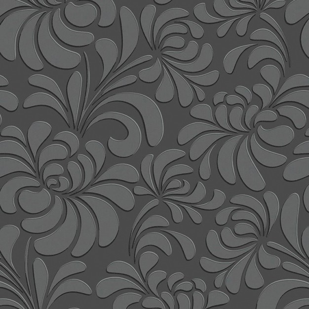 Tapeta UP-07-05-4 (čierna/sivá)