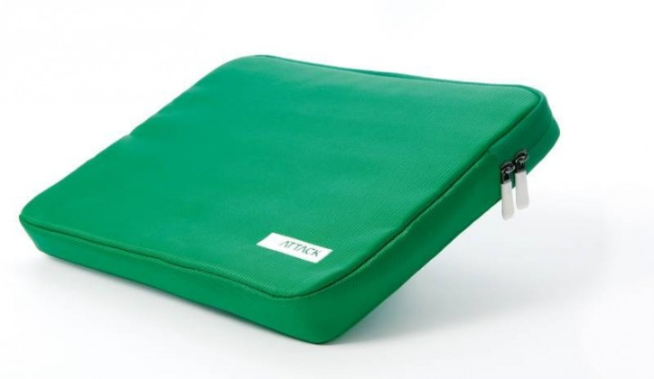 "Taška ""ATTACK Puzdro na notebook Supreme Green 16,4"""""""